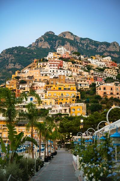 Italy: Positano and Amalfi, 2021