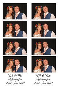 Mr & Mrs Wormington