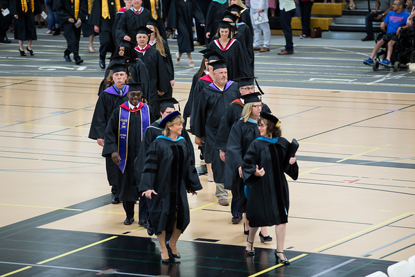 2016 Joliet West Graduation