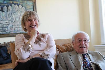 Rosette and Soli's 60th Anniversary