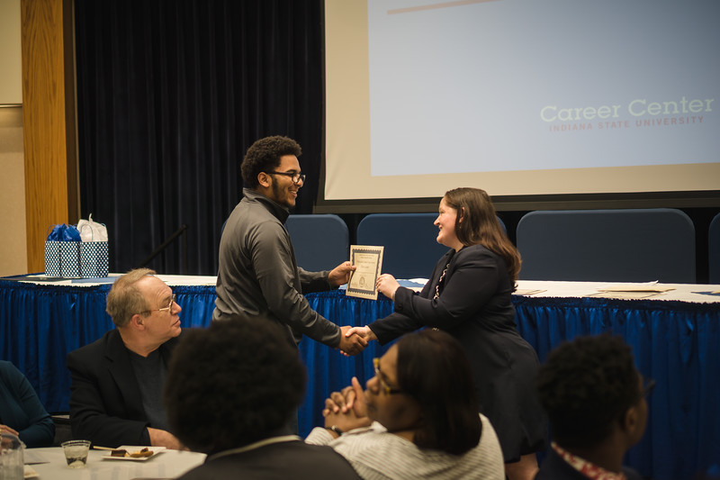 Distinguished Student Assistant Ceremony