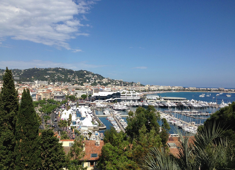 Old Port, Cannes - France