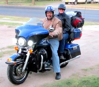 Bill & Patti's Big Adventure 6-12