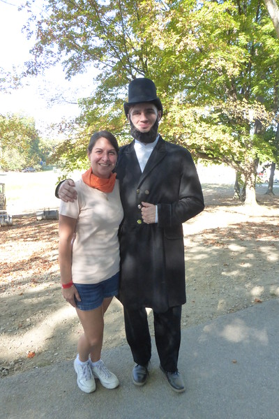 Diane and Abe