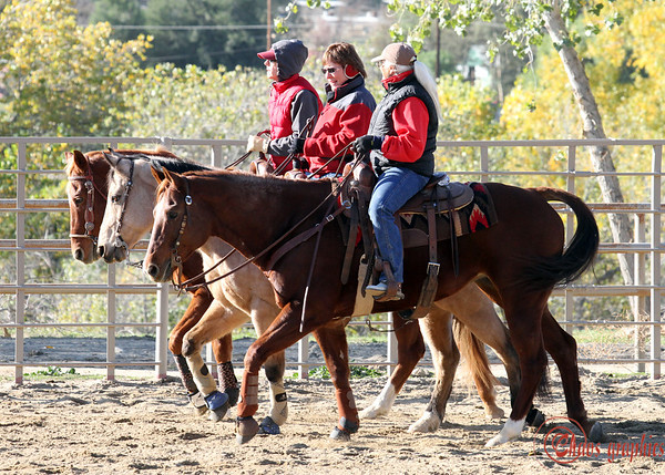 Eastside Ranch - Ranch Horse Versatility Clinic, December 3