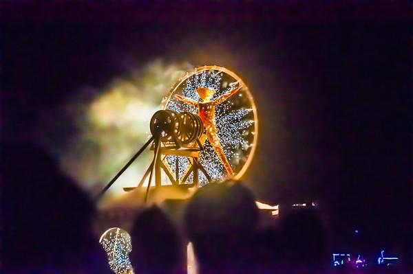 Burning Man 2016 Da Vinci's Workshop