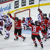 NHL Hockey  2017:  New York Rangers vs New Jersey Devils FEB 25