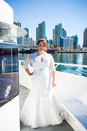 Kenna & Daniel 01162014 Hornblower Wedding