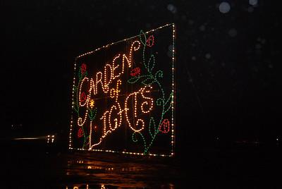 2009 Botanical Garden lights