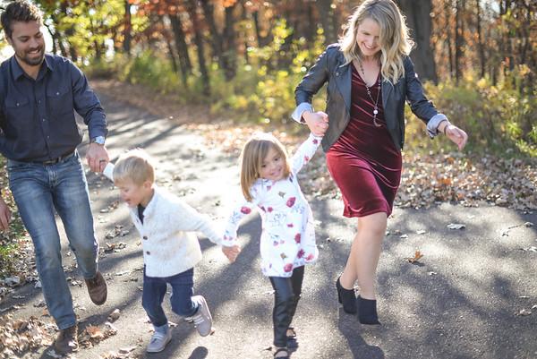 Lenz Family Fall 2019