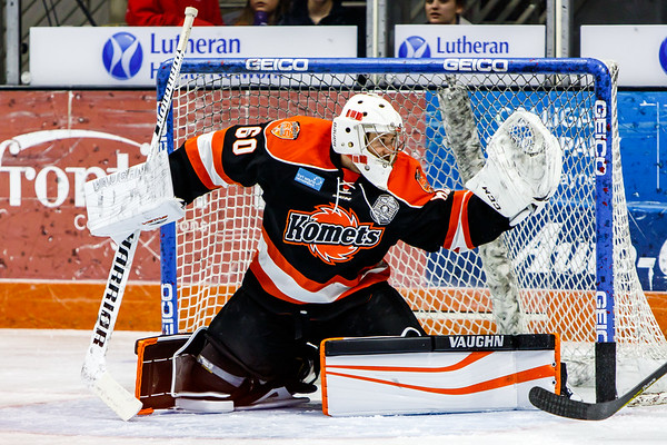 3/22/17 Komets vs. Norfolk