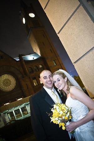 Danielle and Matt Wedding