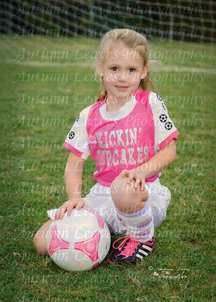 Kickin' Cupcakes - Fall 2012