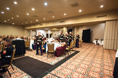 Marine Corps Ball India Company 2018