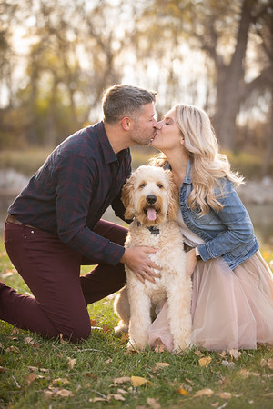 Ashleigh and Elliot's Engagements