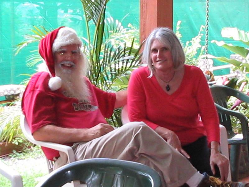 Dennis Robillard & Margaret Aliff - Escazu, Costa Rica - 2010