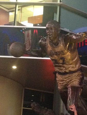 2015-10-20 Clippers Game