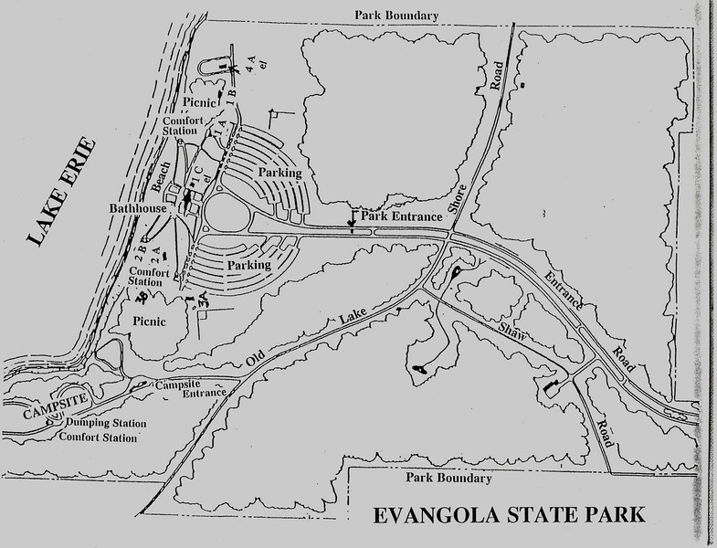 Evangola State Park