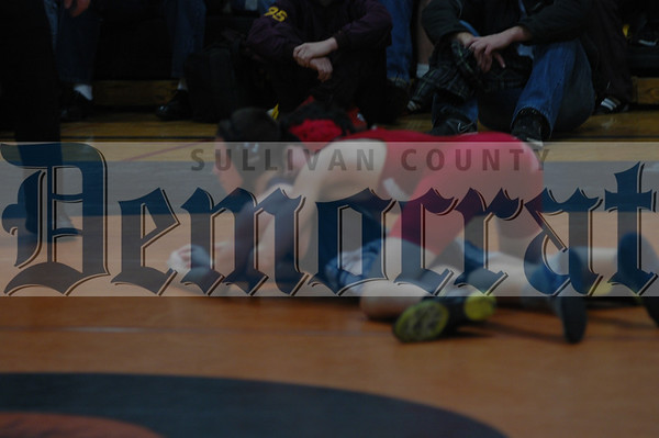 Wrestling Liberty & Monticello at Walton 12.22.12
