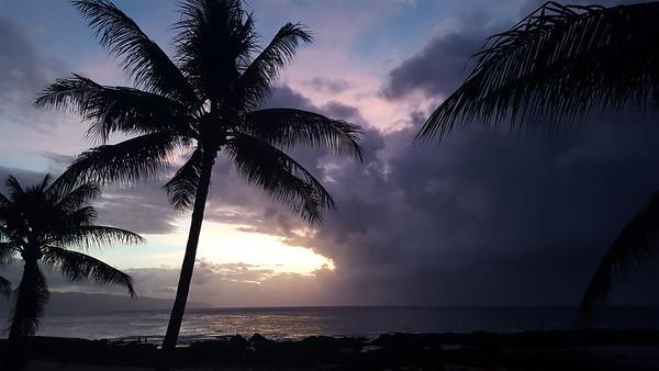 Island of O'ahu 2016
