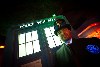 Steampunk Meets Dr. Who