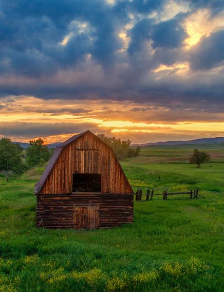 Goldcreek, Montana
