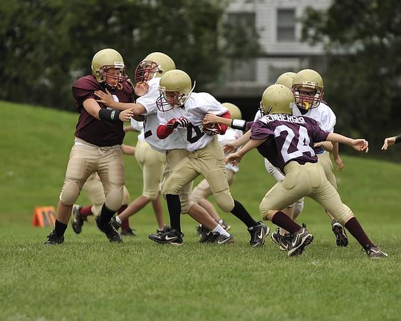 Navy vs. Pitt (Division 2) 9-17-11