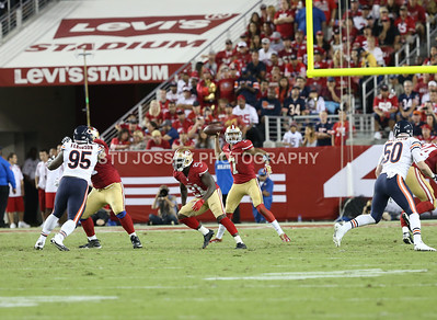 49ers vs Bears 9_14_14