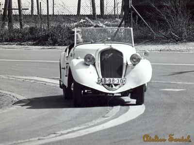 Škoda Popular Archiv
