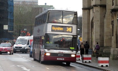 UK Bus January 2019