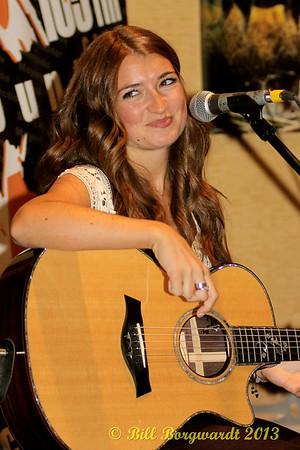August 24, 2013 - ACMA Songwriters Showcase - Eagle River Casino - Whitecourt