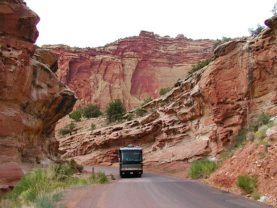 CAPITOL REEF & DIXIE NAT'L FOREST 2003