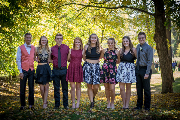 Addi Homecoming 2018 Townsend Park