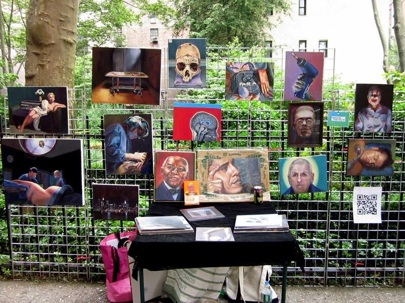 Tudor City Art Show-Dr Ko