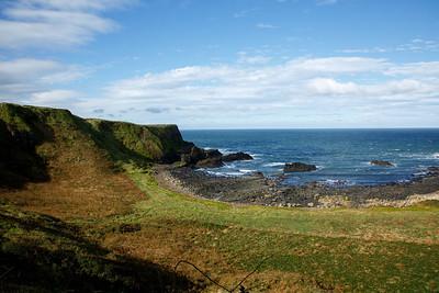 England, Ireland and Iceland