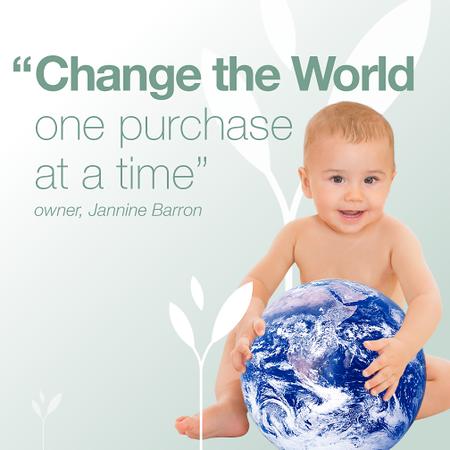 Change the World Banner