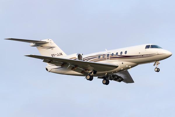 OY-JJK - Hawker Beechcraft 4000
