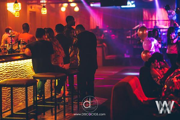 Sambuka Lounge Saturdays  9-23-17