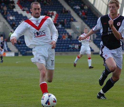 Raith Rovers v Airdrie United (0.1) 7 5 05