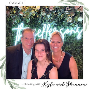 Kyle + Shannon Wedding