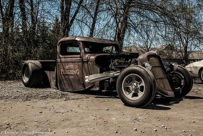 Dock Brown's Car Show