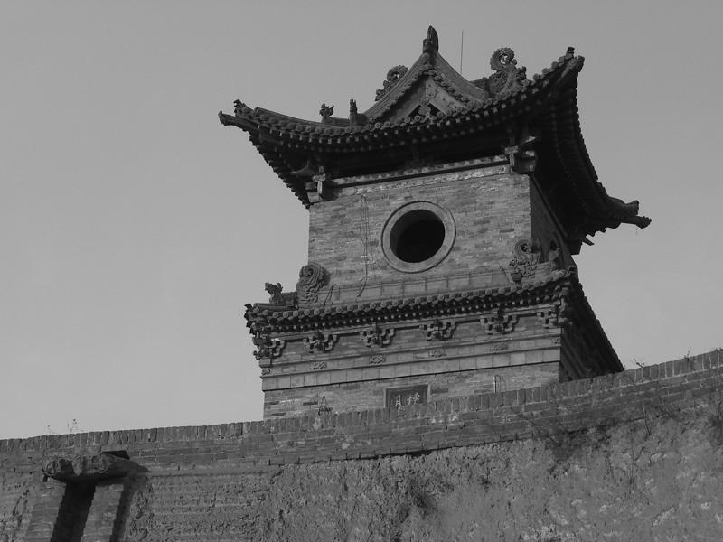 Classic Pingyao Tower - Pingyao, China
