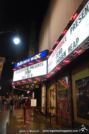DEVO - at The Fonda Theater - Hollywood, CA - November 3, 2009