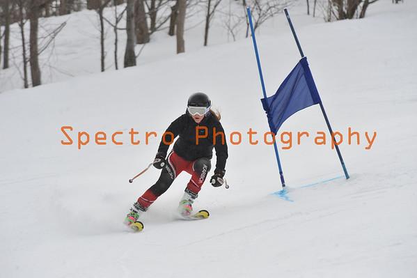 OFSAA Alpine 2014 Level I GS Women