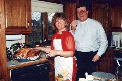 11-23-1995 Jack & Nancy Keller Thanksgiving