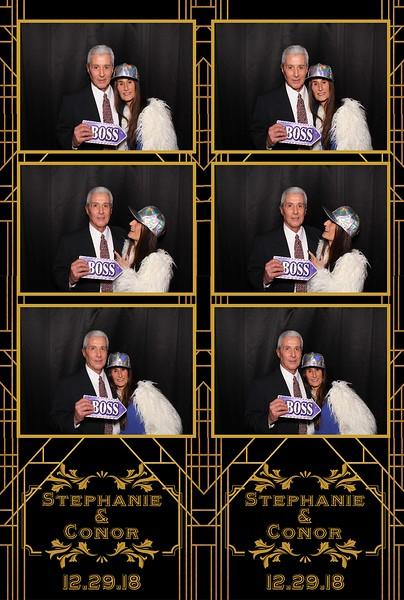 Stephanie & Conor's Wedding (12/29/18)