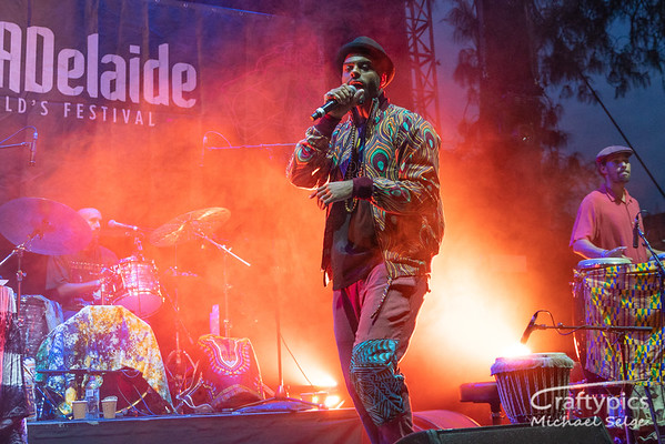 Womadelaide 2019 Sunday