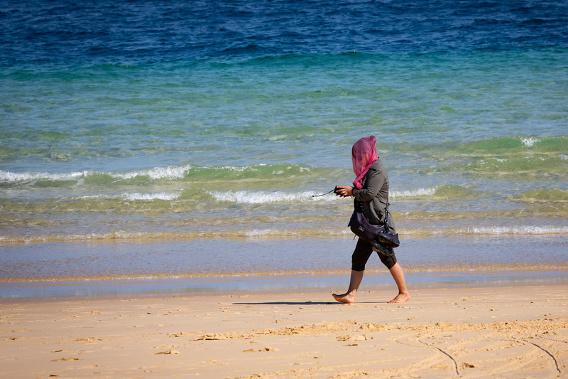 Tangalooma Beach Stroll