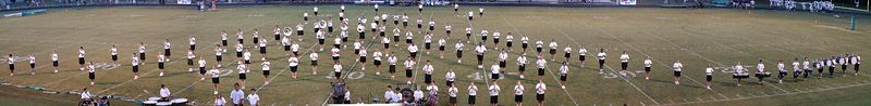 Marching Band Performances