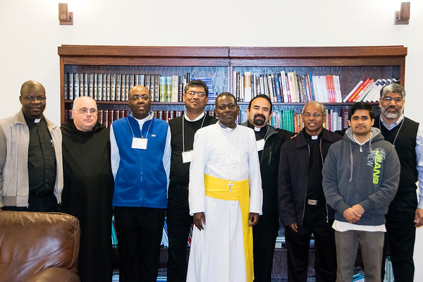 World Priest Portraits: Feb 2017
